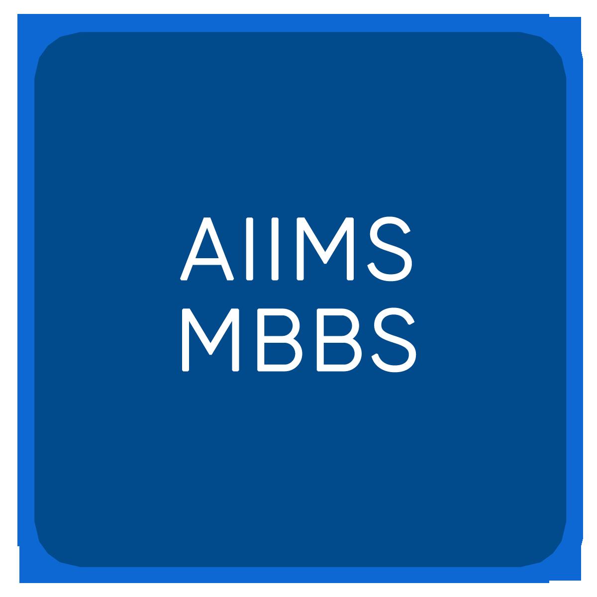 AIIMS MBBS FINAL