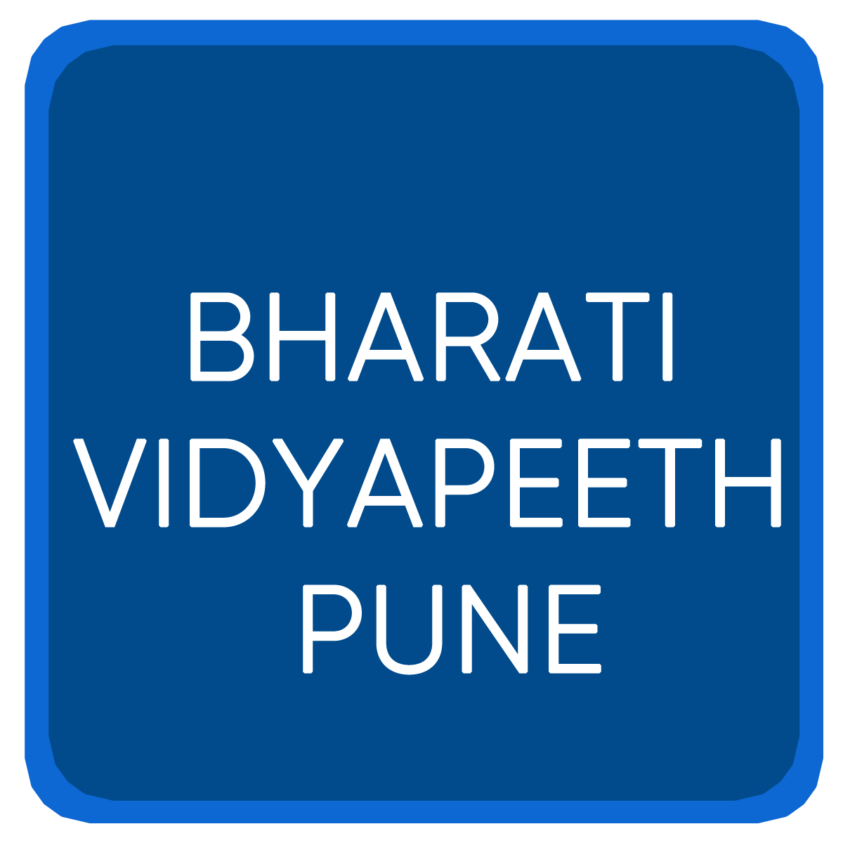 BHARATI VIDYAPEETH PUNE