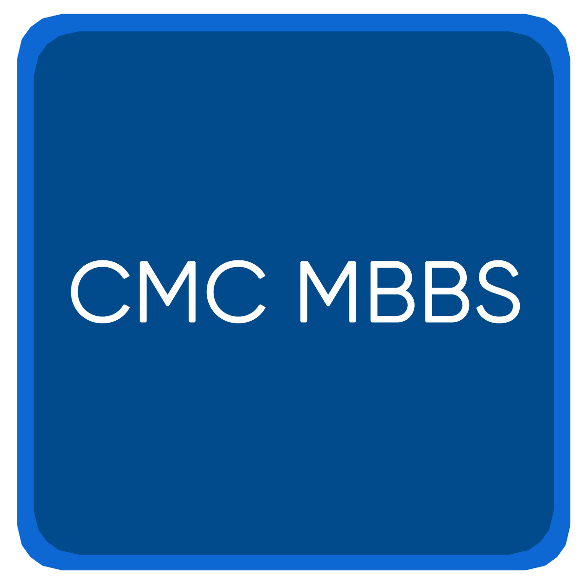 CMC MBBS 1