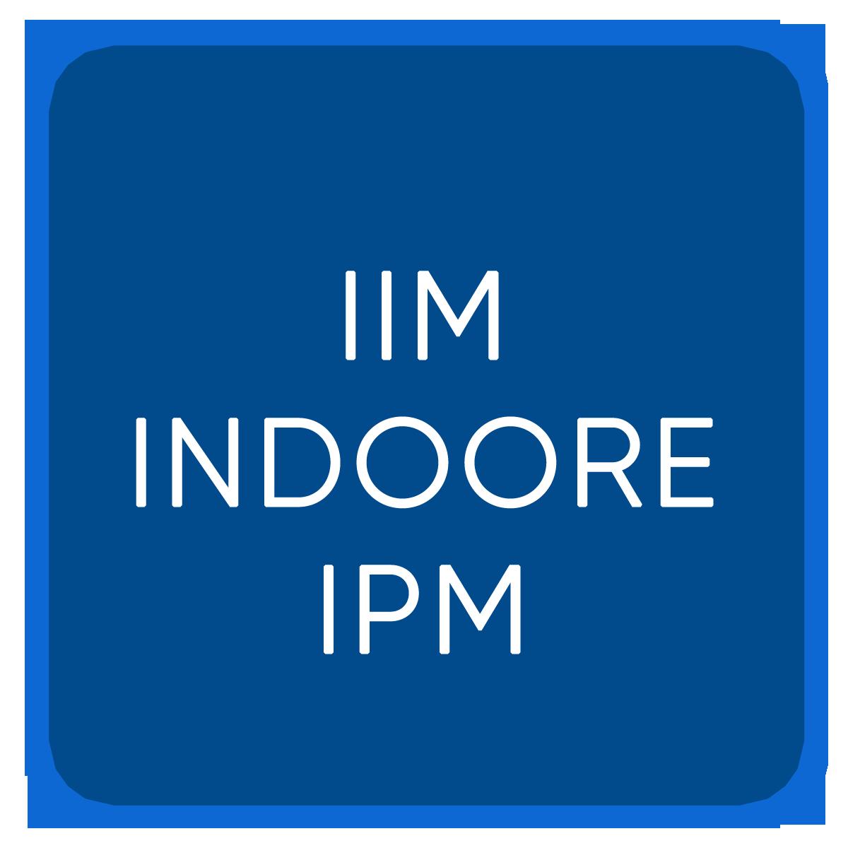 IIM-INDOORE IPM