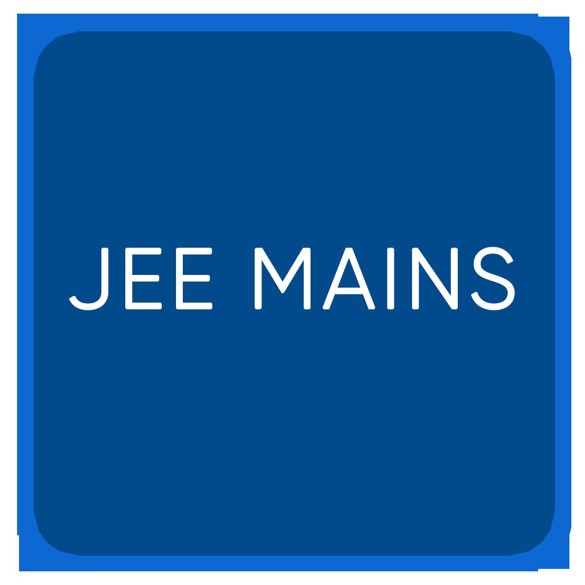 JEE Mains