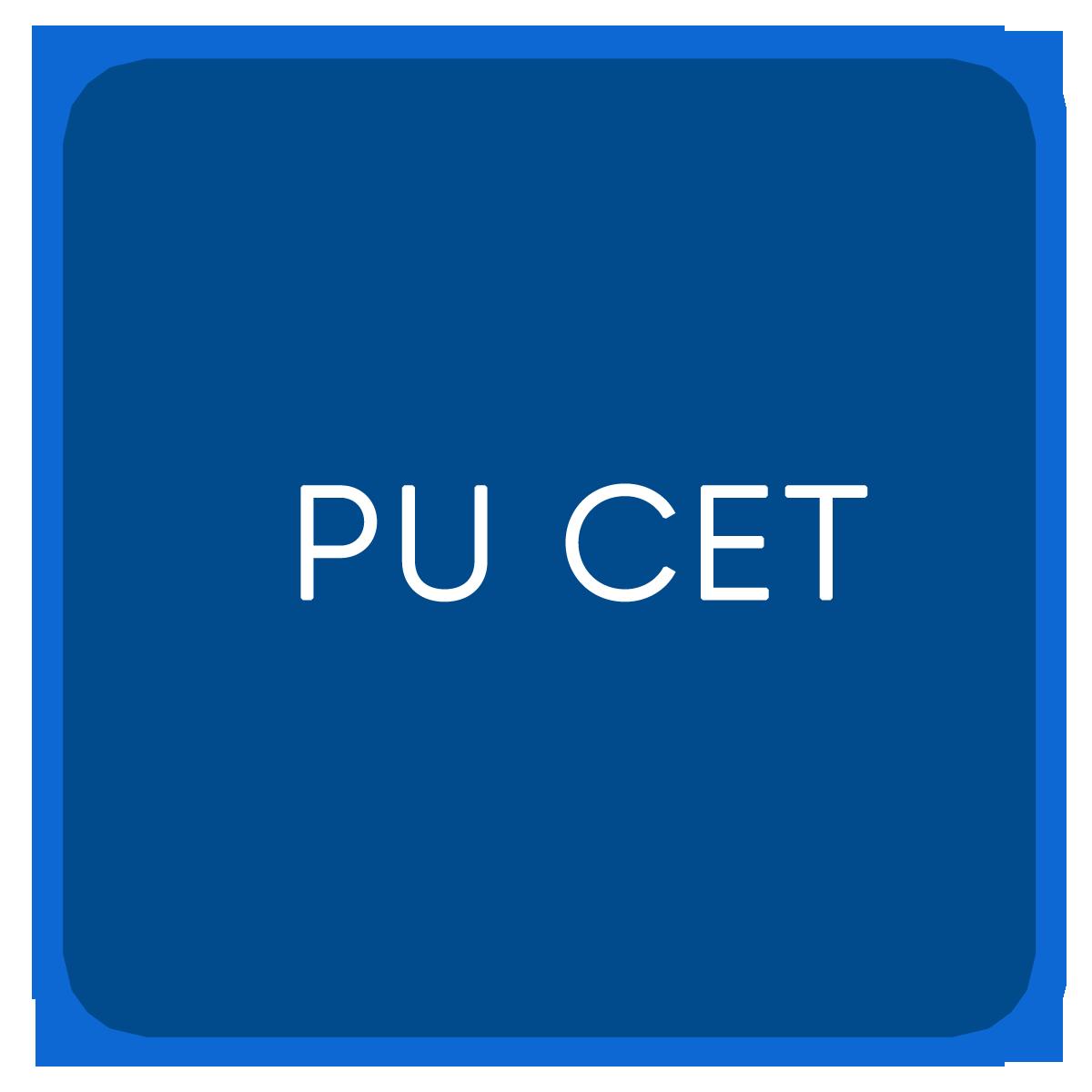 PU CET