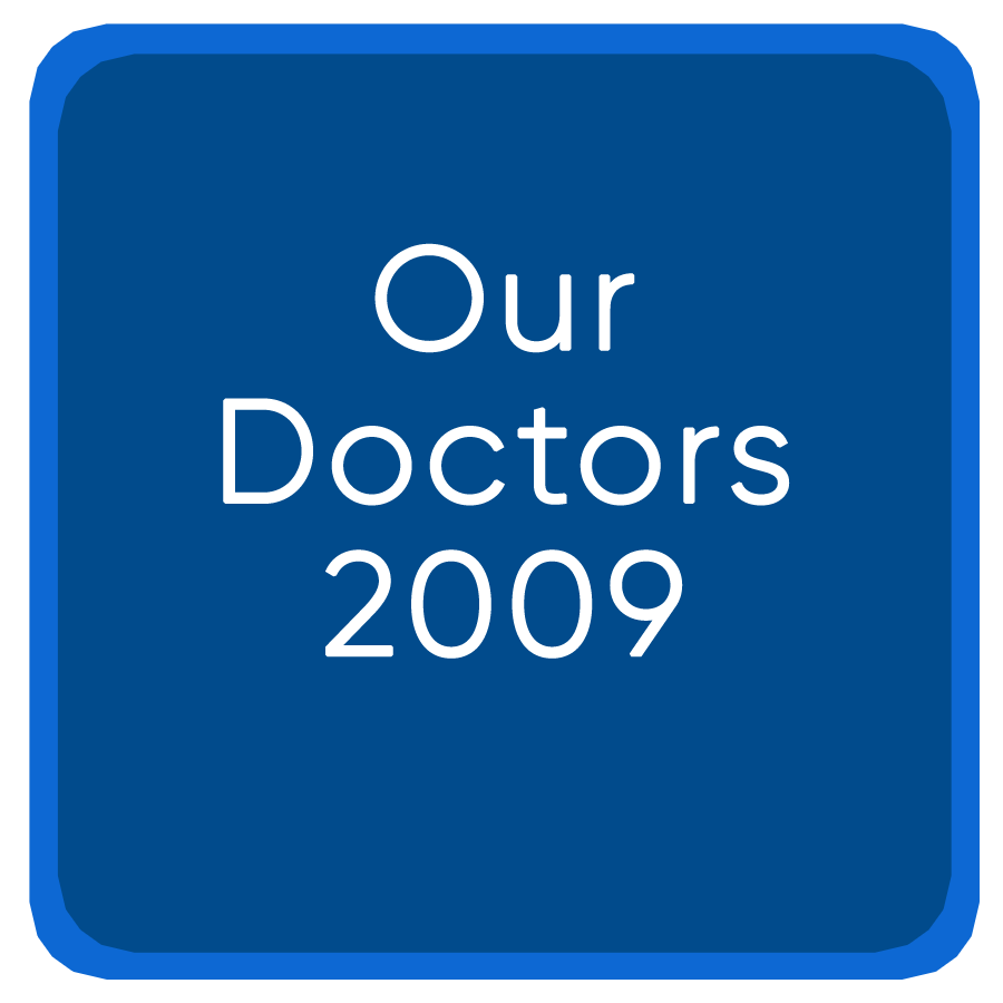 Jee Mains Our Doctors 2009