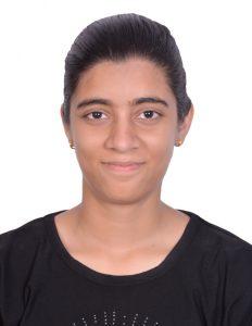21. Khyati Jain, D.O Mr. Peeyush Jain & Dr. Shilpa Jain, Rank-1