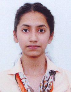 22. Liza D.O Mr. Vikas Kumar & Mrs. Baljit Kaur, Marks-179, Percentile - 97.14