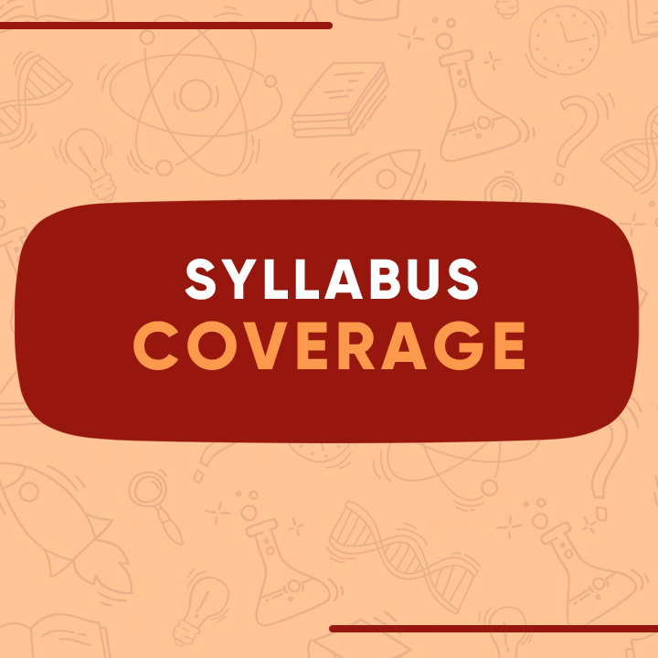 Syllabus Coverage